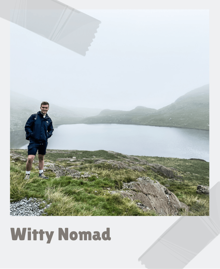 Witty Nomad Polaroid